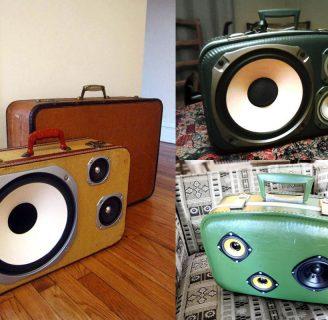 como hacer una caja para bajos con maletines. ¡Haz esta idea maravillosa!